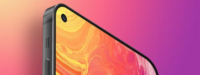 Nuovo iPhone SE nel 2022, fotocamera Hole-Punch nel 2023