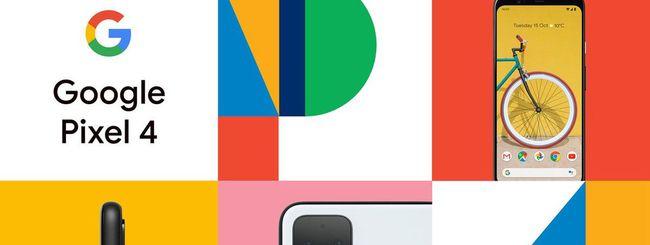 Google Pixel 4 poster