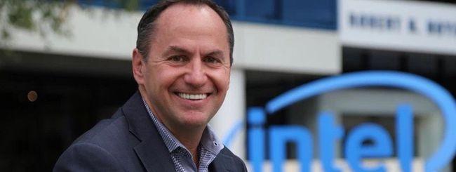 Il nuovo CEO di Intel è Robert Swan