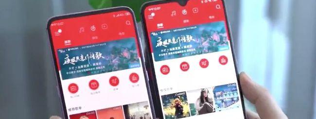 Fotocamera sotto lo schermo per Oppo e Xiaomi