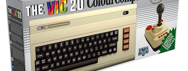 Retrogames: torna il VIC-20, caratteristiche e prezzo