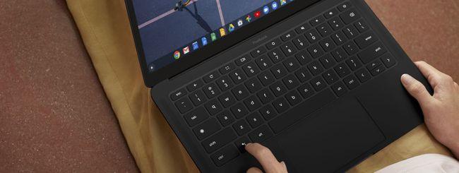 Google Pixelbook Go, un Chromebook economico