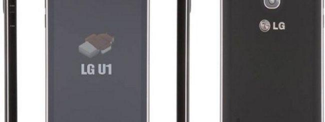 LG Optimus U1, nuovo smartphone con Android 4.0?