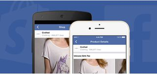 Facebook e-commerce shopify