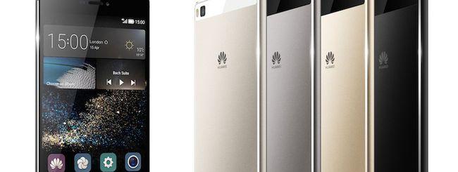 Huawei P8 al fianco di The Voice of Italy