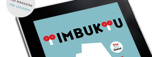 Timbuktu, la rivista dei bambini su iPad