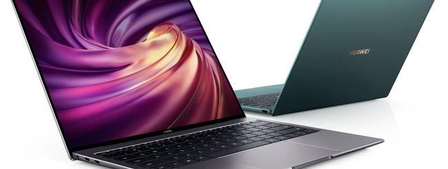 Huawei annuncia il MateBook X Pro 2020