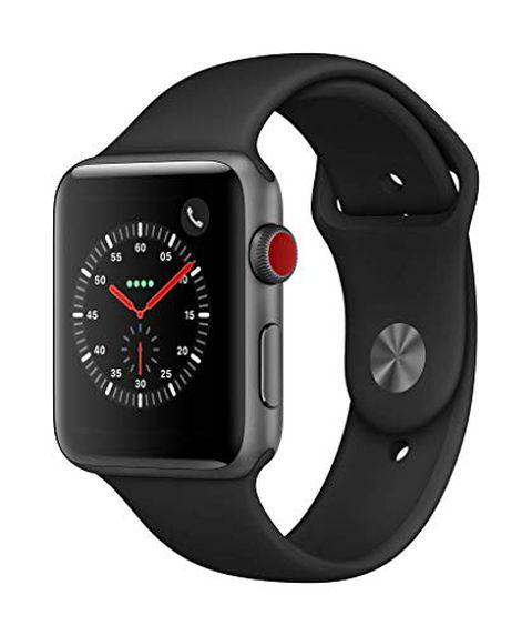 Apple Watch Series 3 (GPS + Cellular) con cassa 42 mm in alluminio grigio siderale