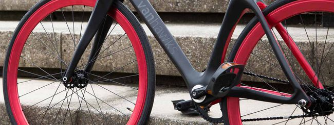 Vanhawks Valour, la bicicletta diventa smart