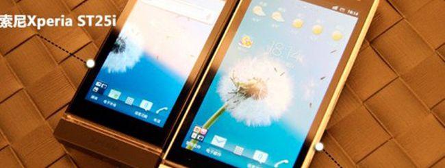 Sony Xperia U, il fratello minore di Sony Xperia S