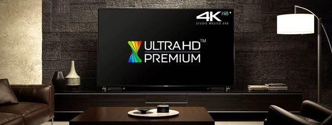Panasonic: nuovi TV 4K con certificazione THX