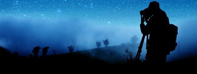 Fujifilm X-E3: la fotografia notturna