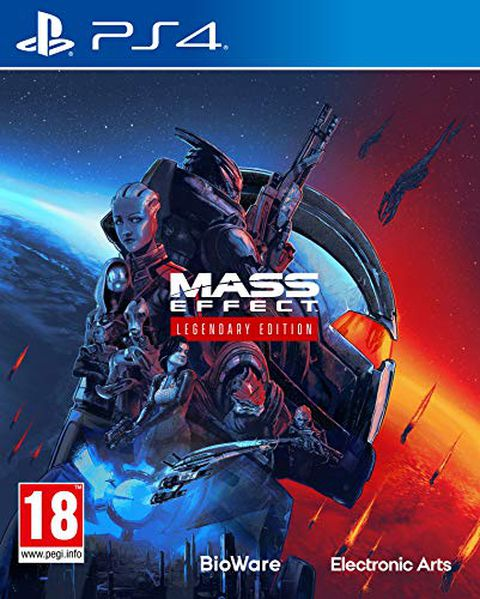 Mass Effect Legendary Edition (PS4)