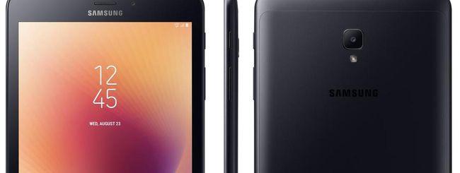 Samsung Galaxy Tab A, tablet per famiglie