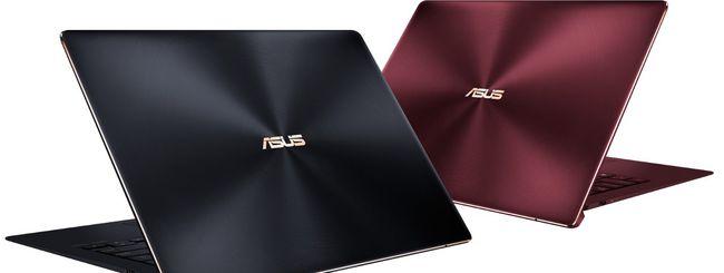 ASUS ZenBook, nuova serie di notebook a IFA 2018