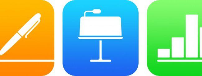 iMovie, GarageBand e iWork: gratis per tutti gli utenti iOS e Mac