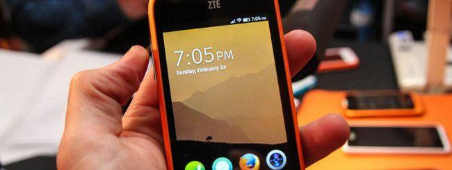 Al debutto i primi smartphone Firefox OS
