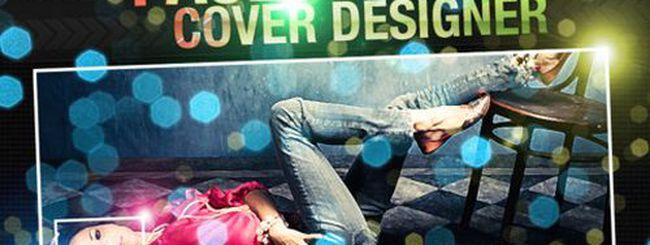 Facebook Cover Designer per iPhone: creare le copertine del diario