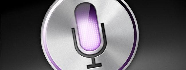 iOS 7, Siri imparerà a pronunciare i nomi