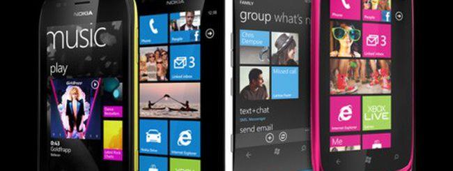 Lumia 610, 710, 800 e 900: Nokia cala il poker