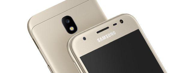 Galaxy J3 (2018), primi dettagli sullo smartphone