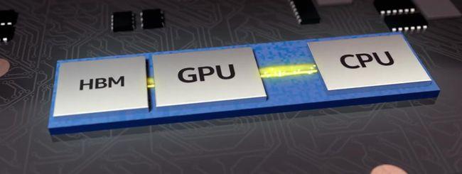 Intel progetterà processori con GPU di AMD
