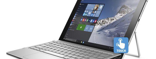 HP Spectre x2, ibrido 2-in-1 con Windows 10