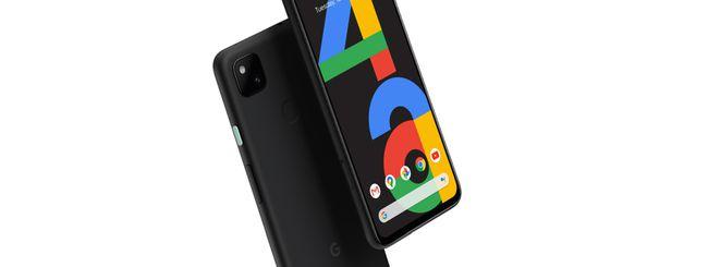 Google Pixel 4a: caratteristiche e prezzo