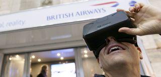 British Airways e Oculus Rift