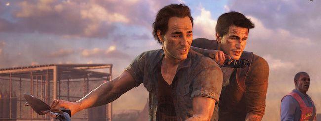 Uncharted 4: Fine di un Ladro arriverà il 18 marzo