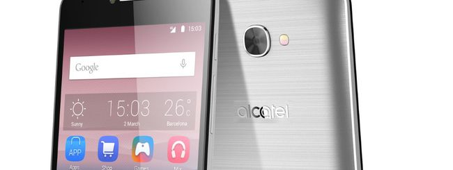 Alcatel porta i POP 4 in Italia e regala un volo