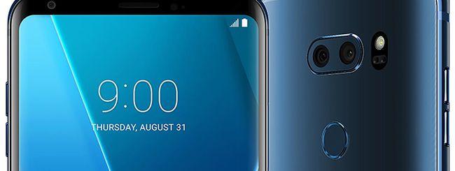 LG V30 e V30+ disponibili anche in Italia