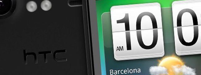 HTC, tutti gli aggiornamenti Android 4.0 ICS