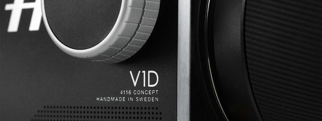 Hasselblad V1D, concept modulare da 75 megapixel