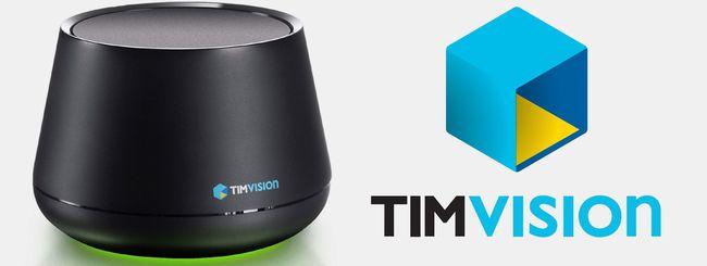 TIMvision: è arrivato il decoder con Android TV