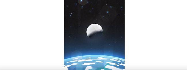 Moon Day, il Doodle di Google sull'allunaggio