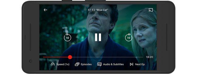 Netflix, come funziona la velocità di riproduzione variabile