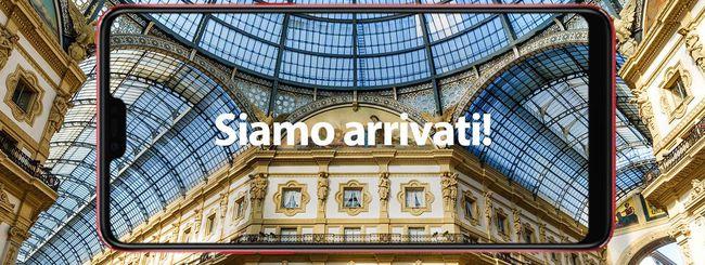 Oppo arriva in Italia
