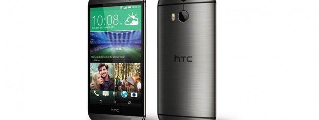 HTC One M8s, One M8 in versione economica