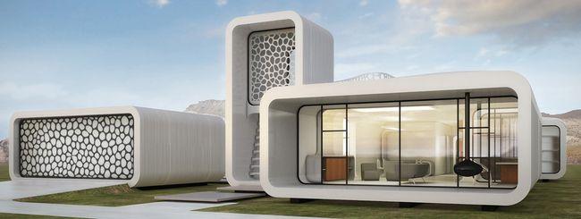 A Dubai il primo ufficio stampato in 3D