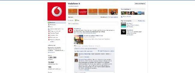 Vodafone, 1 milione di fan su Facebook e presto una grande sorpresa