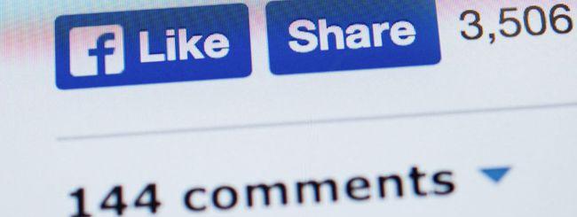 Facebook entra nell'indice degli ascolti TV