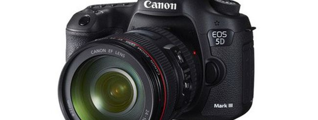 Canon EOS 5D Mark III: eliminare il filtro anti-aliasing