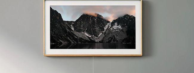 Samsung aggiorna la linea The Frame