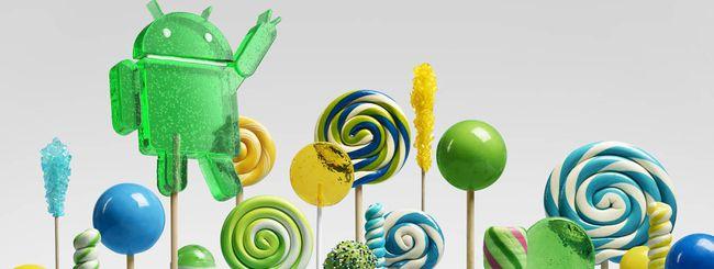 Android 5.0 Lollipop anche su Nexus 4