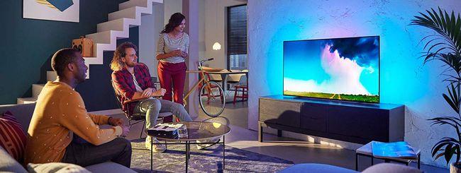 Philips, le migliori smart TV della serie 7 in offerta