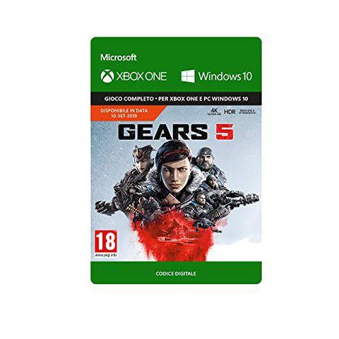 Gears of War 5 Standard (Xbox - Codice download)