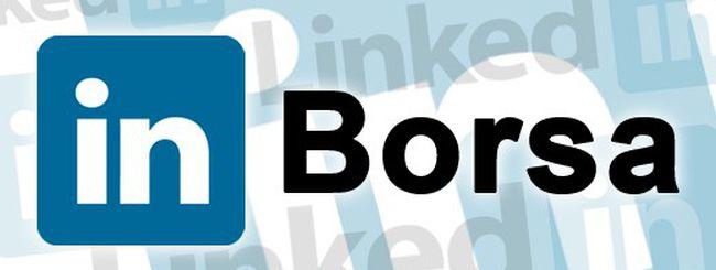 LinkedIn si quota in borsa (update)