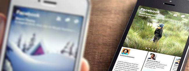 Facebook annuncia Paper per iPhone