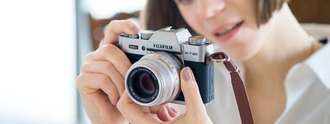 Fujifilm X-T30: prime impressioni